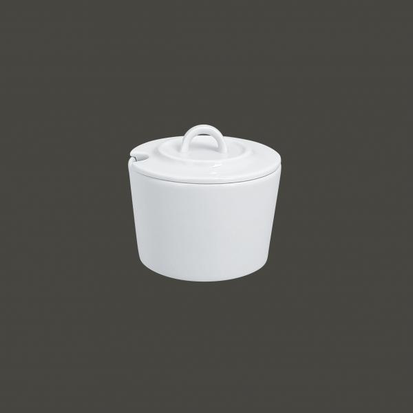 RAK Zuckerdose 23 cl Ø 8.6 cm Ht. 6.2 cm weiß (ASSU23)