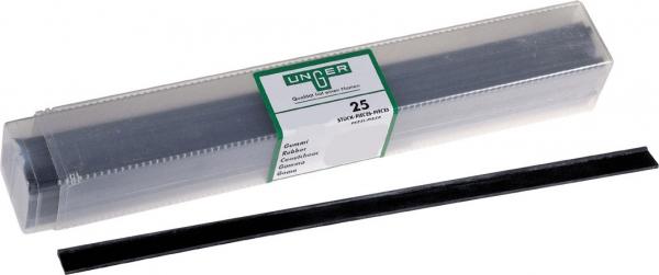 25 Unger Pro WISCHERGUMMI-BOX Hard 45 cm (RP45H)