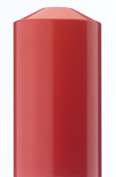 Candola Zierhülle rot für Candol Tischlampe Hülle 101 L - 6 Stück