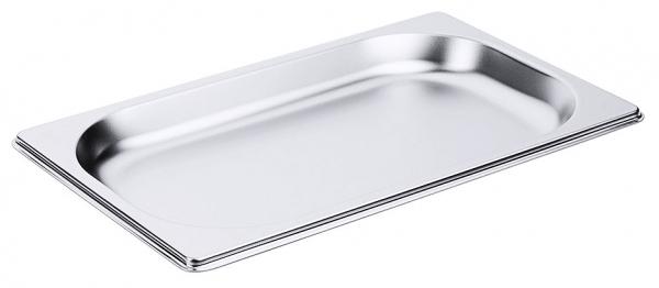 GN-Behälter 1/4 Tiefe: 20 mm Volumen: 0,5 l